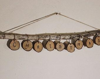 Handmade Christmas Wall Hang