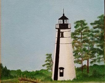Tchefuncte Lighthouse