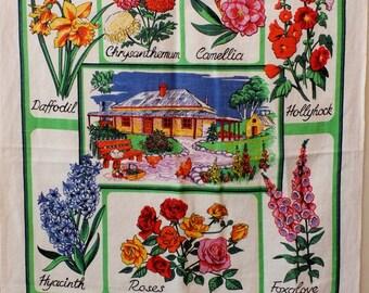 Vintage Tea Towels,