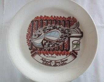 2 Plate DE SIMONE