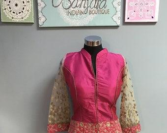 Designer long blouse