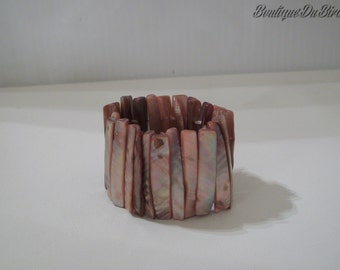 Shimmer Rose Bracelet