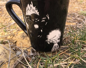Lord of the Rings Gandalf Mug