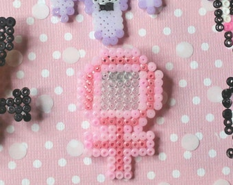Female Symbol Mini Perler Pin