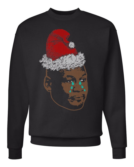 Crying Jordan Ugly Sweater LIMITED EDITION!
