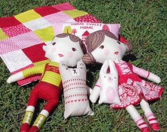 Hansel and Gretel Dolls