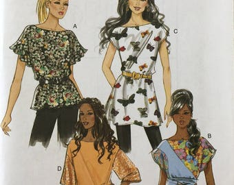 Butterick B5463 Dress UNCUT Out of Print Pattern, Copyright© 2010