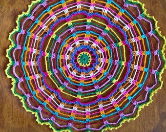 doily for hippies