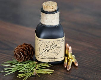 Bulletproof Beard Oil (Woodsy)