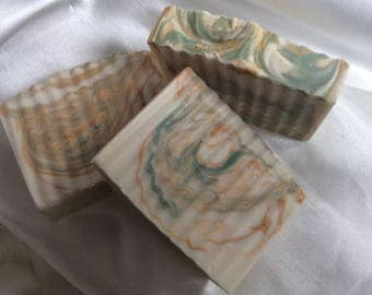 Spring Soaps with Goat milk Special