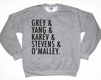 """Shop """"greys anatomy gifts"""" in Clothing"""