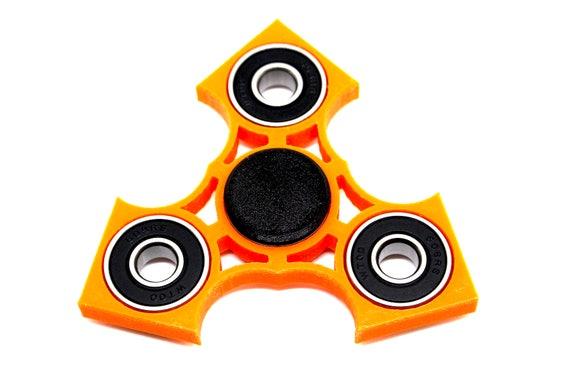 Fidget Spinner Tri Blade