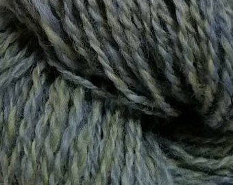 Double Ply Worsted Handspun Wool Yarn (Lot 67)