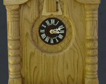 8 day cuckoo clock