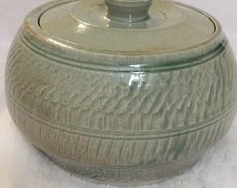 Porcelain Small Jar