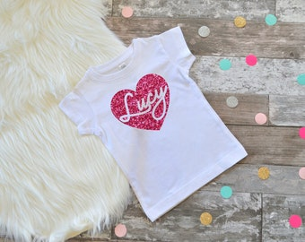 Personalized Name Shirt Custom Name Shirt Girls Birthday Shirt Personalized Shirt Girls Personalized Name Shirt Custom Toddler Shirt