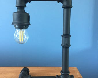 Industrial lamp, lighting