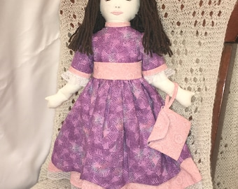Hailey from the Sunshine Doll Collection