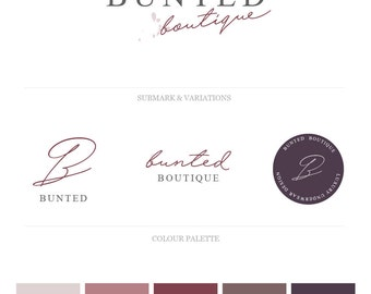 Custom Business Branding and Logo Design Package