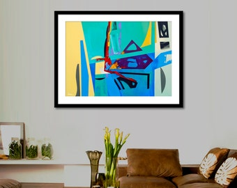 Abstract painting Printable Art Abstract Painting Geometric painting, Acrylique Art Prints, Modern Art Wall Decor, INSTANT DOWNLOAD.