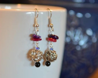 11th pair of Lorraine's Earrings in the Ladies Night Out Series