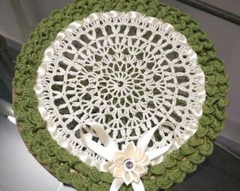 handmade round circle