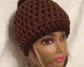 Bulky Winter Cap