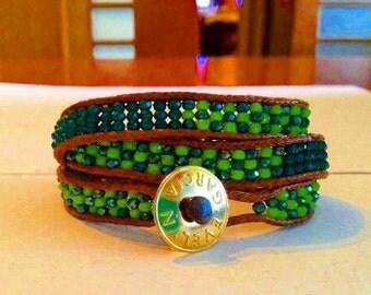 3 laps bracelet
