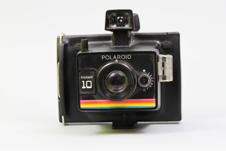 polaroid instant 10 vintage camera polaroid polaroid land camera 1970 39 s polaroid 70 39 s. Black Bedroom Furniture Sets. Home Design Ideas