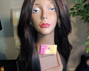 Raw Indian Hair Wig