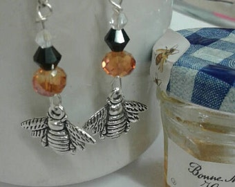 Secret Life of Bees earrings