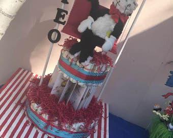 Creative Diaper Cakes!