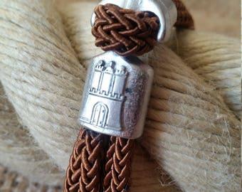 The Hamburg bracelet Brown