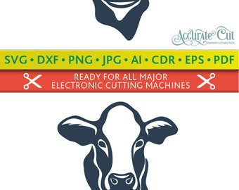 dairy cow silhouette clip art
