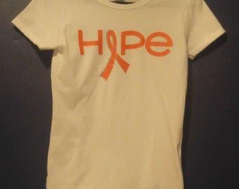 MS Awareness Shirt and Bow