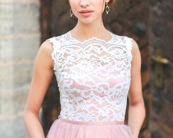 Blush wedding dress etsy powder pink wedding dress boho wedding dress blush pink wedding gown corset dress junglespirit Gallery