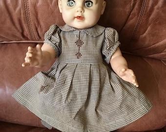 """Eegee 20"""" Vintage Doll"""