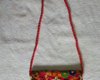 Clutch Bag- Red
