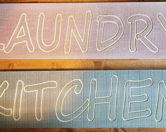 Rustic Home Decor Signs