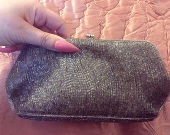 glam vintage clutch