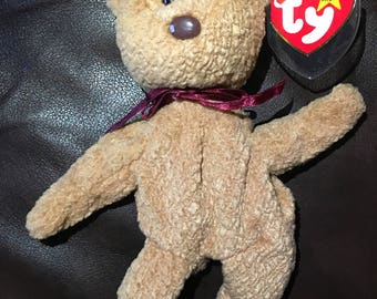 "Ty ""Curly"" Beanie Baby- Multiple Errors"