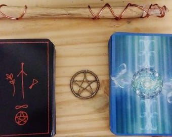Insight and Possibilities: 3 Card Tarot Reading