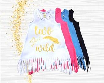 Two Wild, Fringe Dress, Swimsuit Coverup, Girl Second Birthday, Baby Fringe Dress, Toddler Fringe Dress, Boho Baby Clothes, Boho Girl Dress