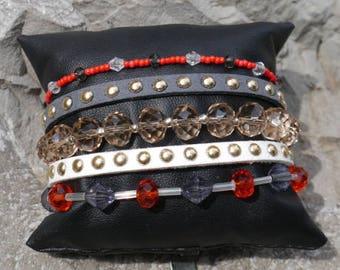 "Woman multirangs ""Elisabeth Swan"" bracelet"