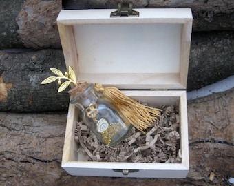 miniature bottles-home decor-evil eye miniature-handmade-miniature-christmas gift-evil eye bottle-gift-small bottle-good luck miniature-