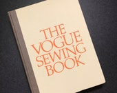 1975 The Vogue Sewing Book