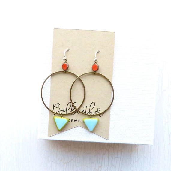 Montana Hoop Earrings