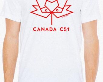 Canada C51 - Unisex T-shirt