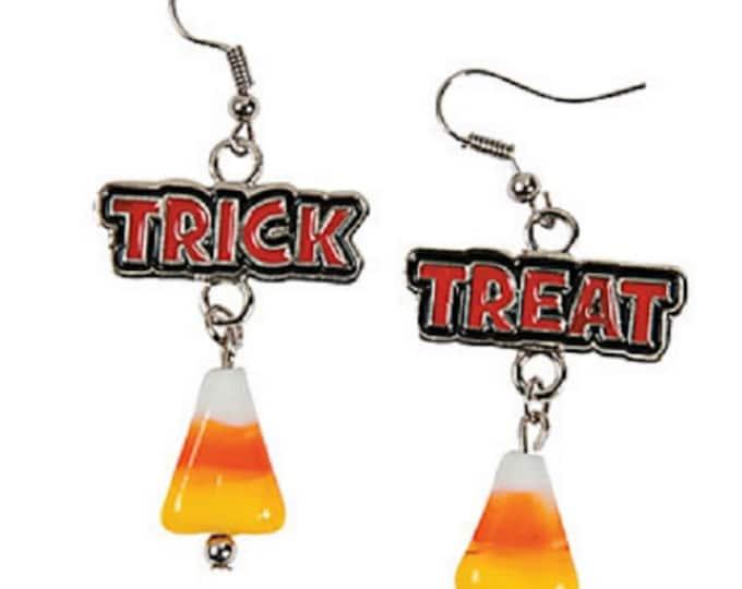 Trick or Treat Earrings
