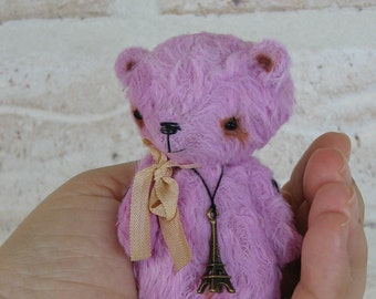 Paris the Bear by Woollybuttbears